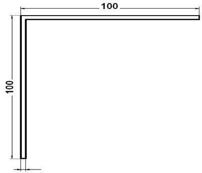 Corniere100x100